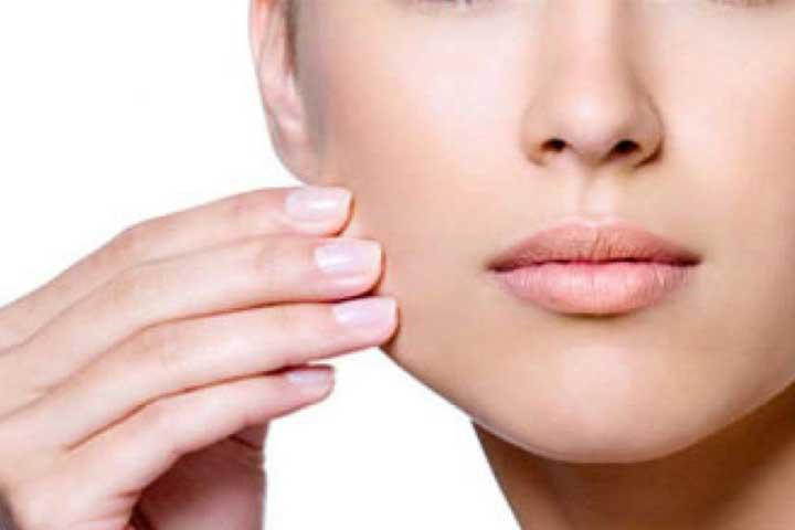 A cirurgia plástica que reduz as bochechas